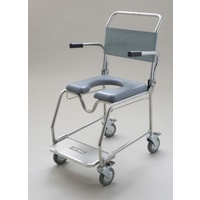 Otto Bock Transporter Economy Commode Chair inclusive of padded seat