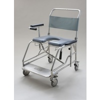 Otto Bock Transporter Commode Chair - 60cm Platform (Bariatric)