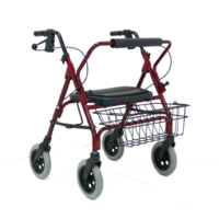 Mack Rollator / Four Wheel Walker