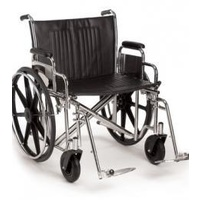 Wheelchair Deluxe Steel
