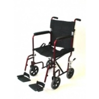 Wheelchair Transit Shopper Aluminum 8 X 8 wheels
