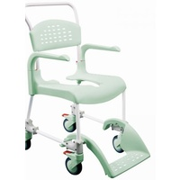 ETAC Clean Mobile Shower/Commode Chair