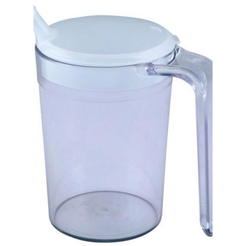 Mug Polycarbonate 400ml With 2 Lids
